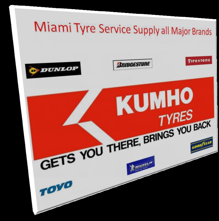 Tyres Gold Coast Miami Tyres all major brands