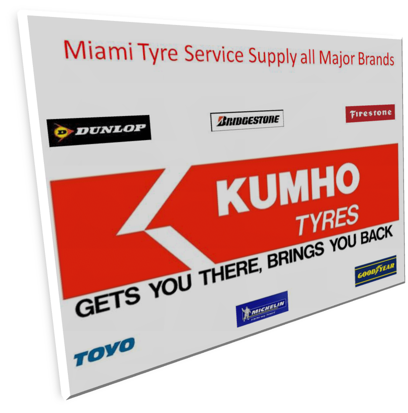 Tyres Gold Coast Miami Tyres all major brands