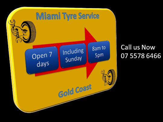 Car Tyres Miami Gold Coast